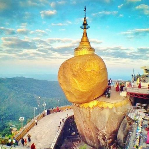 The Golden Rock at Kyaiktiyo Pagoda [Day Trip] | MingalaGO ...