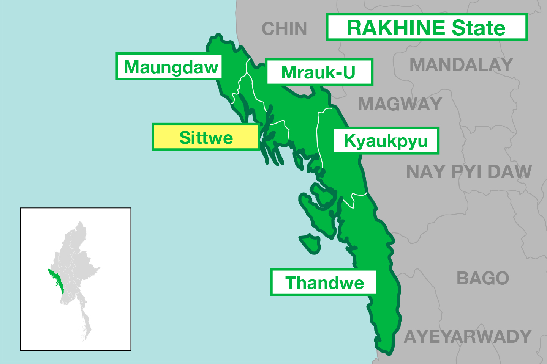 Rakhine State | MingalaGO -Myanmar travel guide- – Useful