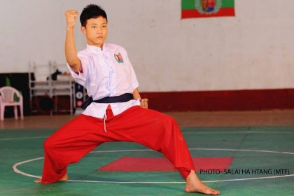 Thaing, Myanmar traditional Martial Art